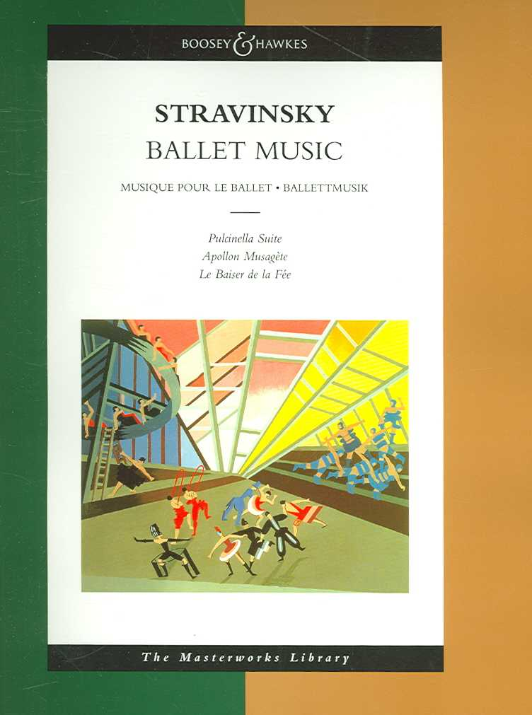 Ballet Music By Stravinsky, Igor (COP)
